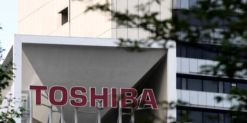 L'horizon s'éclaircit pour Toshiba, le risque de radiation levé