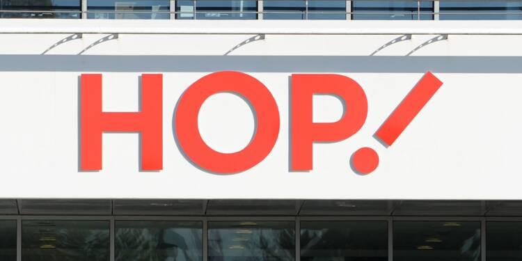 Hop! : la grève des pilotes se poursuit, de nombreux vols annulés