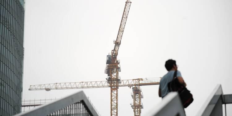 Chine: croissance ferme, mais le pouvoir veut sévir contre la dette