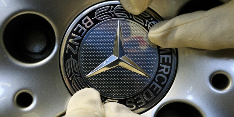Diesel : soupçonné de triche, Daimler rappelle 3 millions de Mercedes-Benz