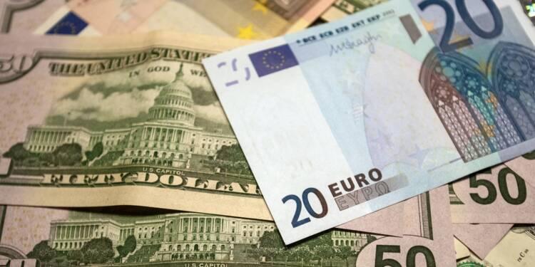 L'euro grimpe face au dollar après le tir d'un missile nord-coréen