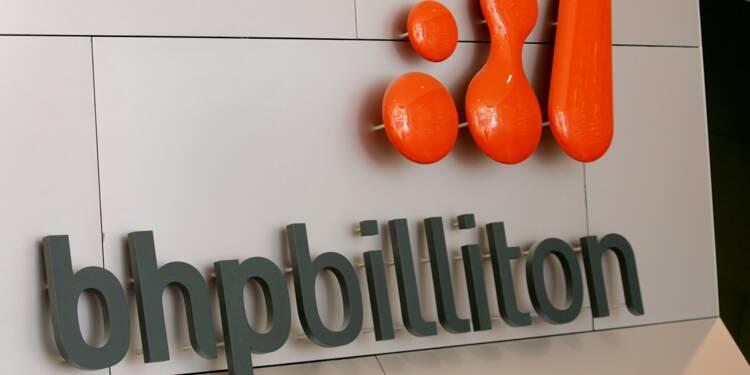 USA: BHP veut doubler le nombre de ses plateformes de schistes