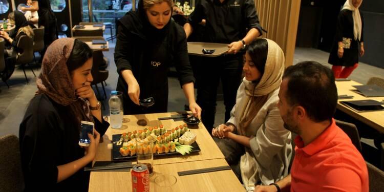 Iran: les restaurateurs étrangers veulent s'installer malgré les risques