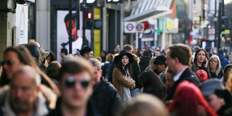 Les Britanniques dans une dangereuse course à l'endettement