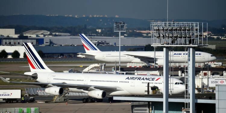 Air France prévoit d'assurer 80% des vols mardi