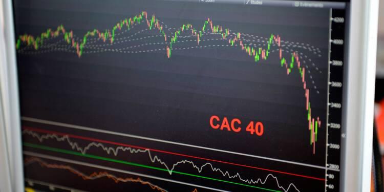 Nette baisse à la Bourse de Paris, préoccupée par l'euro