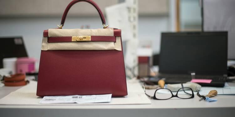 Hermès poursuit sa croissance solide au deuxième trimestre
