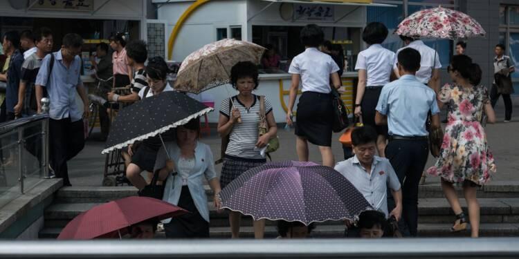 La croissance nord-coréenne au plus haut en 17 ans