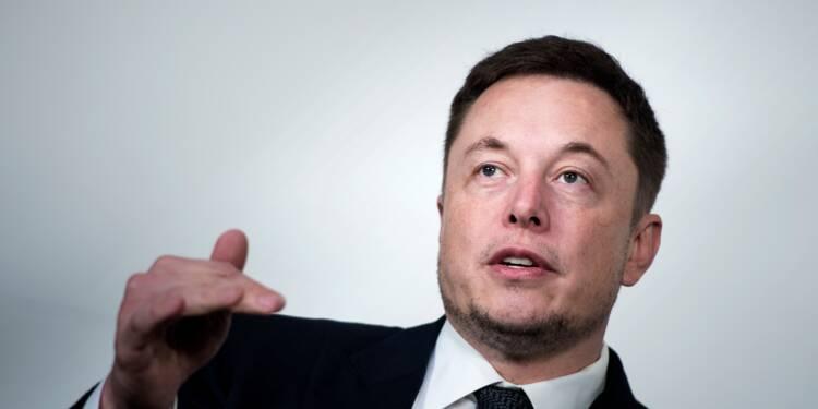 Elon Musk, le patron de Tesla, un visionnaire fantasque qui divise Wall Street