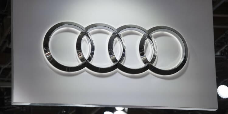 Audi rappelle jusqu'à 850.000 véhicules diesel