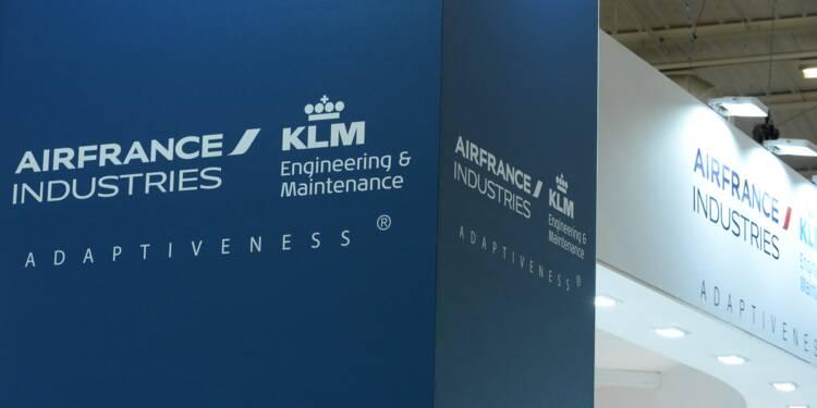 """La compagnie à coûts réduits d'Air France """"potentiellement dommageable"""" pour KLM"""