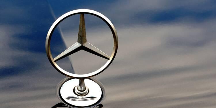 Daimler a dénoncé en premier le cartel automobile allemand (presse)