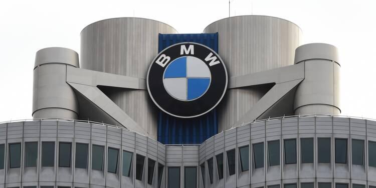 BMW va fabriquer la Mini électrique au Royaume-Uni