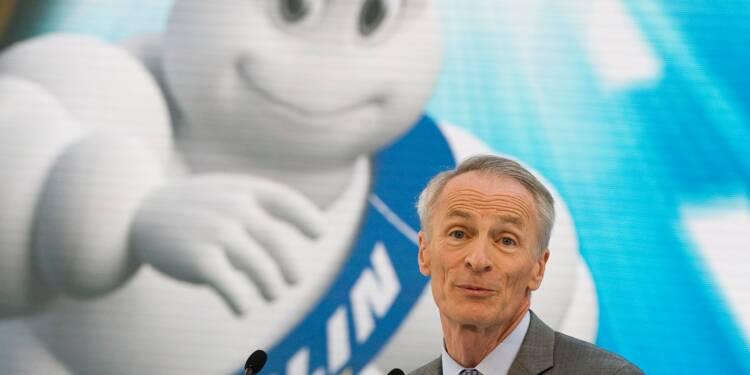 Le bénéfice de Michelin bondit malgré la hausse des matières premières