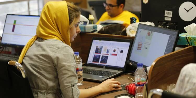 En Iran, le secteur technologique fleurit à l'ombre des sanctions