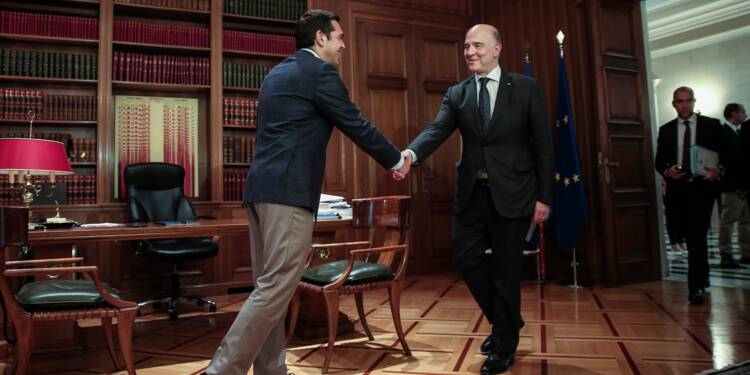Premier emprunt de la Grèce depuis 2014, pour 3 milliards d'euros