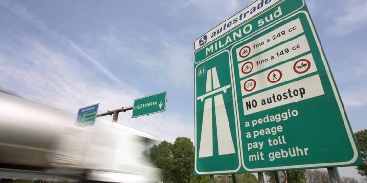 Atlantia a cédé 11,94% de sa participation dans les autoroutes italiennes