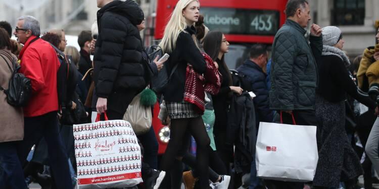 GB: la croissance se raffermit timidement au deuxième trimestre