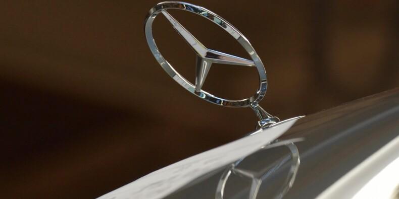 Daimler: un bon 2e trimestre occulté par les scandales