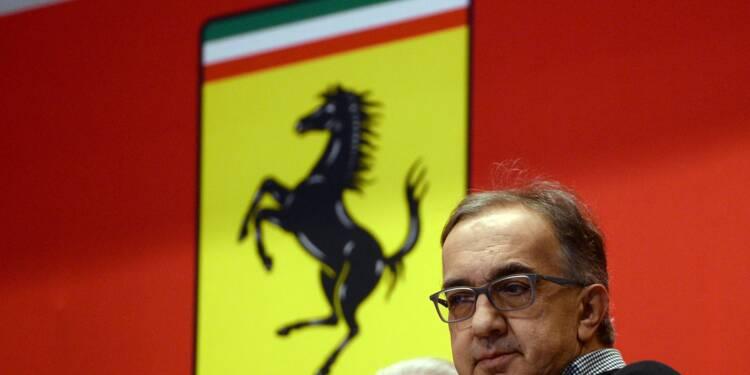 Fiat: Marchionne confirme que son successeur viendra du groupe