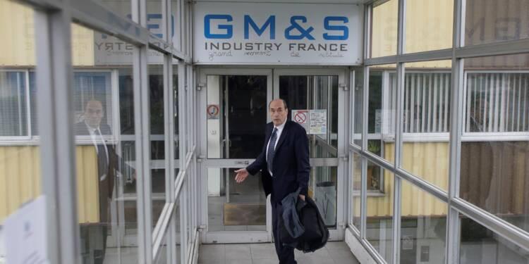 GM&S: le repreneur tente de convaincre les salariés, échange tendu  sur l'emploi