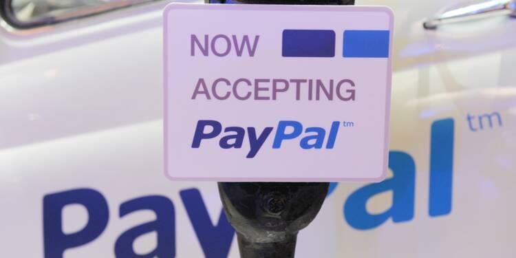 Paypal fait mieux qu'attendu et relève encore ses prévisions annuelles