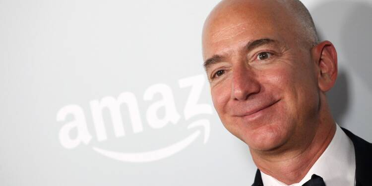 Jeff Bezos est devenu plus riche que Bill Gates... mais ça n'a pas duré
