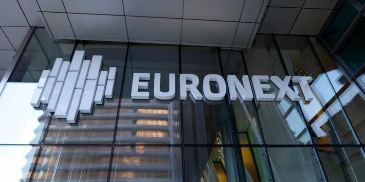 Euronext a profité du retour de la confiance sur les marchés européens