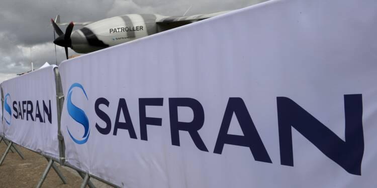 Les cessions font décoller les profits de Safran, qui maintient son cap