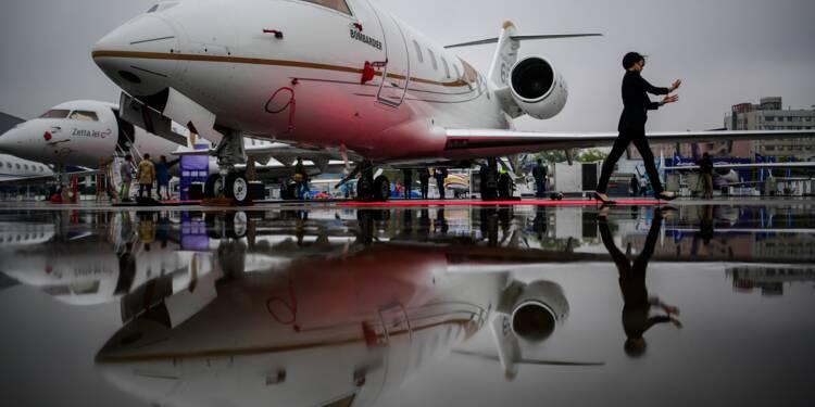 Bombardier reste dans le rouge, des ventes moribondes