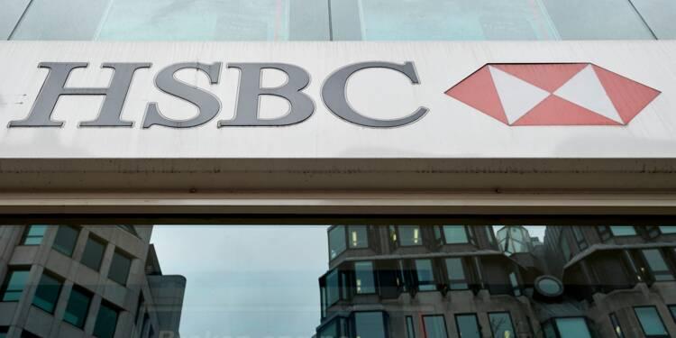 HSBC: le bénéfice grimpe grâce aux économies et à des marchés porteurs