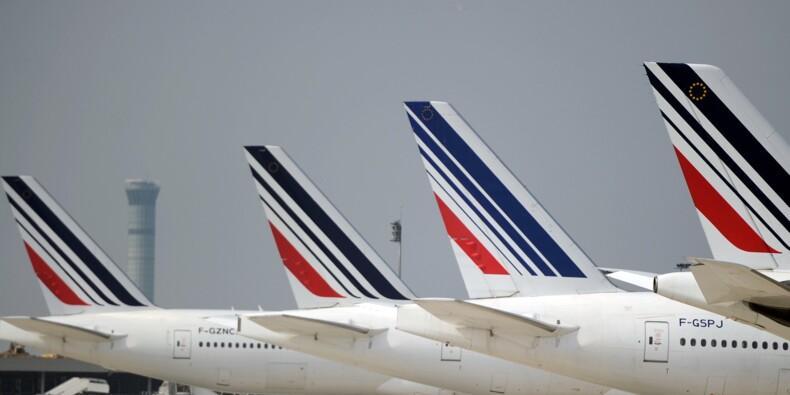 Air France: préavis de grève du 9 au 12 septembre
