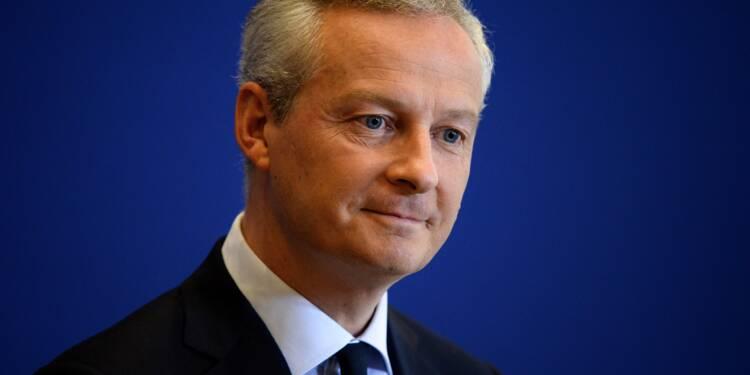 """Hinkley Point: """"impératif"""" d'éviter de nouveaux dérapages selon Le Maire"""
