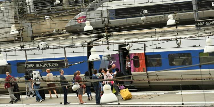 """Montparnasse: la SNCF publiera """"jeudi ou vendredi"""" le rapport sur l'incident"""