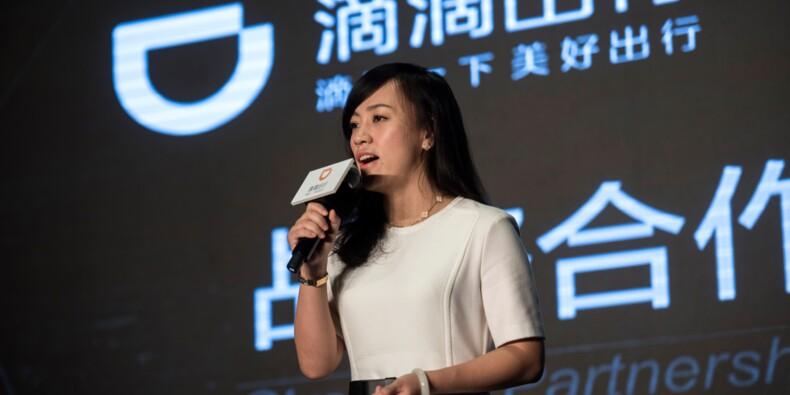 "VTC: Didi, le ""Uber chinois"", met une roue en Europe"