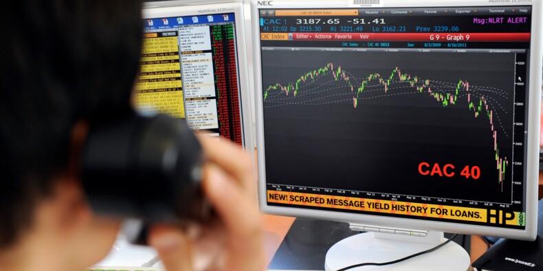 La Bourse de Paris à nouveau contrariée par la hausse de l'euro