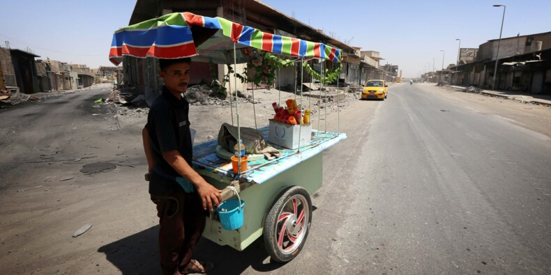 Le FMI verse 824,8 millions de dollars à l'Irak