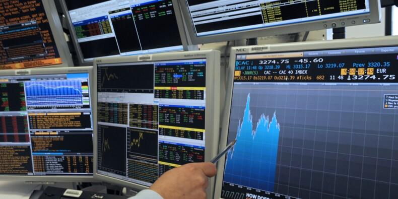 La Bourse de Paris finit dans le vert, aidée par la microéconomie