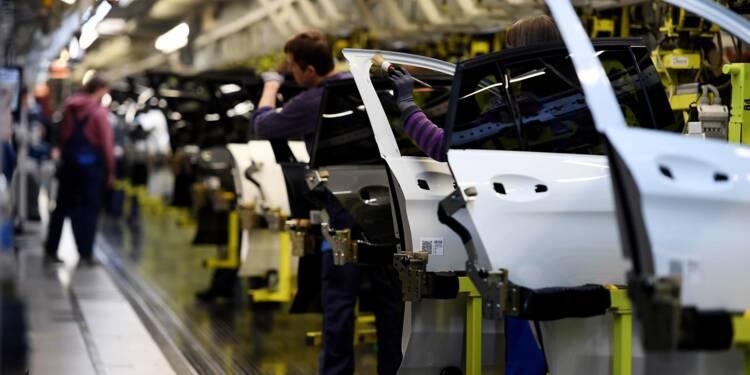 Allemagne: recul surprise de la production industrielle en juin