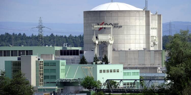Suisse: redémarrage de la plus vieille centrale nucléaire du monde