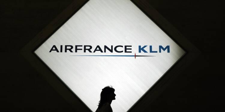 Air France-KLM: hausse de 5,4% du nombre de passagers en juillet