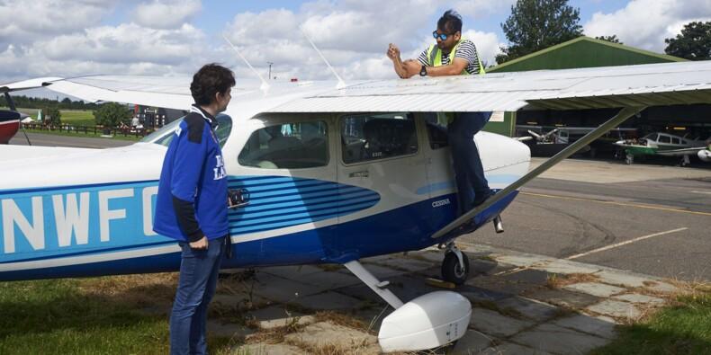 GB: La tête dans les nuages avec une start-up de coavionnage française
