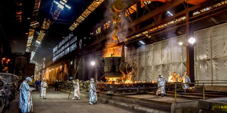 France: la production industrielle recule en juin (-1,1%)
