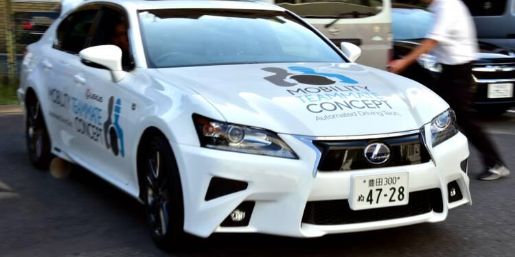 Voitures autonomes: Toyota, Intel et autres forment un consortium