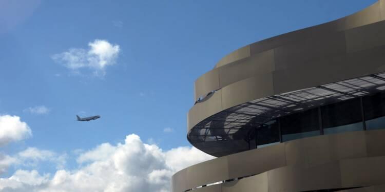 Aéroports de Paris: trafic en hausse en juillet