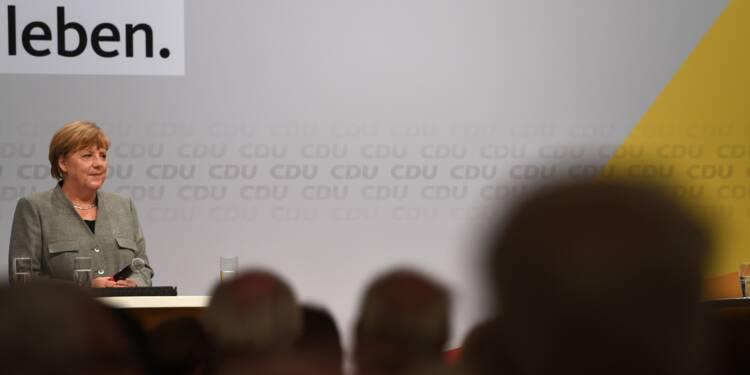 Diesel: aux constructeurs de restaurer la confiance, estime Merkel