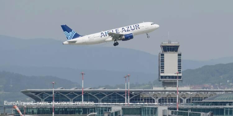 Aigle Azur: pas de perturbations mardi sur les vols malgré une grève des hôtesses et stewards
