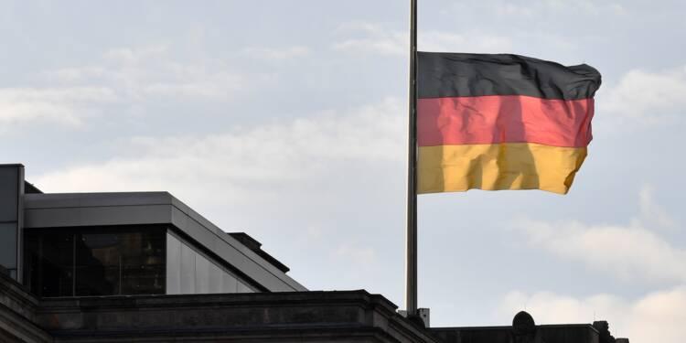 La croissance allemande est restée robuste au printemps