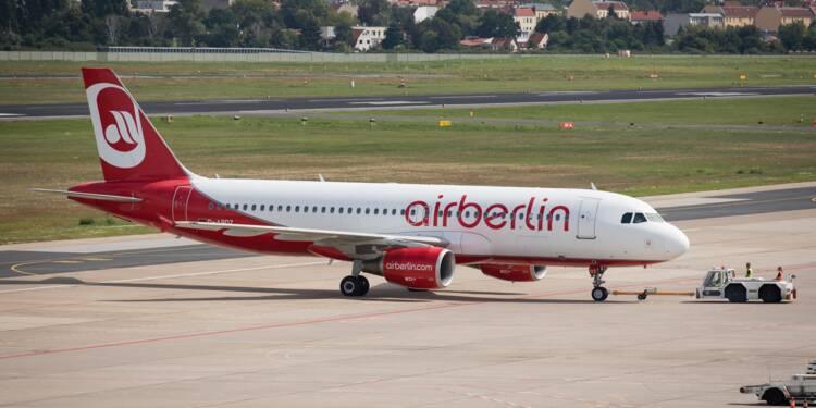 En quête de repreneur, Air Berlin déstabilisé par ses pilotes