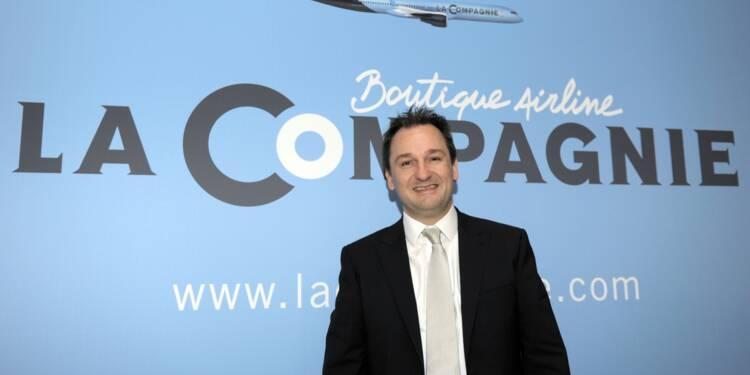 Frantz Yvelin nouveau président de la compagnie Aigle Azur